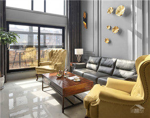 家装设计,上海楼盘装修解析,上海楼盘装修案例