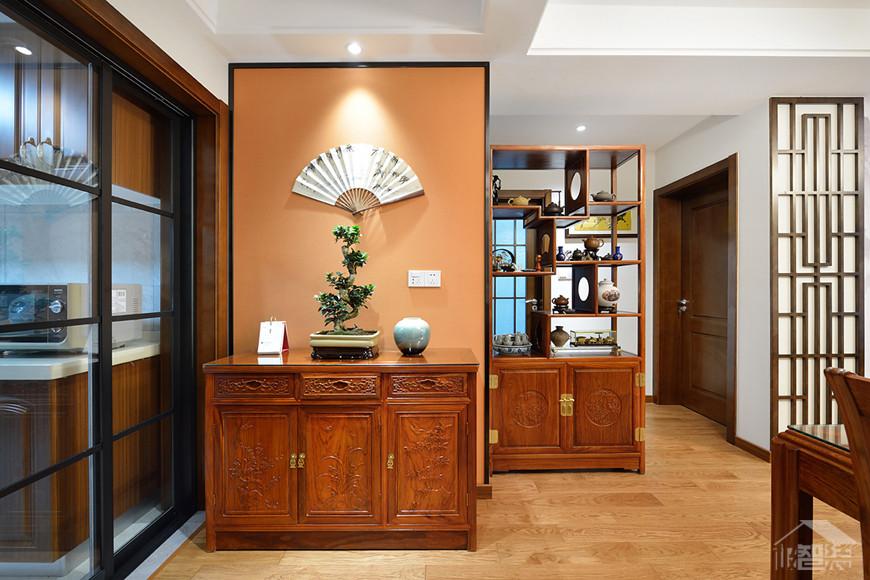 老房改造案例-90㎡旧房改造,尽享退休后的美好生活